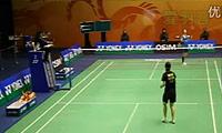 王适娴VS裴延姝 2011香港公开赛 女单1/4决赛视频