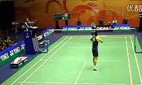 谌龙VS加卢西达 2011香港公开赛 男单1/4决赛视频