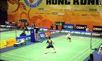 加卢西达VS杜鹏宇 2011香港公开赛 男单1/8决赛视频