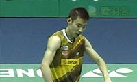 李宗伟VS贾亚拉姆 2011香港公开赛 男单1/4决赛视频