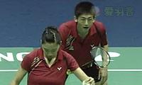 陈宏麟/程文欣VS洪炜/潘攀 2011香港公开赛 混双1/4决赛视频