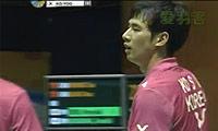高成炫/柳延星VS阿尔文/古纳万 2011香港公开赛 男双1/4决赛视频