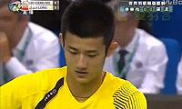 李宗伟VS谌龙 2011法国公开赛 男单半决赛视频