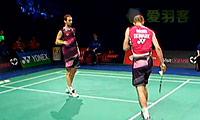 蔡赟/傅海峰VS鲍伊/摩根森 2011丹麦公开赛 男双半决赛视频