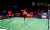 基多/塞蒂亚万VS高成炫/柳延星 2011丹麦公开赛 男双半决赛视频