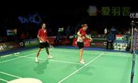 尼尔森/佩蒂森VS迪柱/古塔 2011丹麦公开赛 混双1/4决赛视频