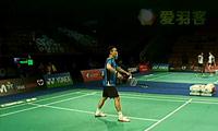 杜鹏宇VS山田和司 2011丹麦公开赛 男单1/8决赛视频