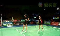 克鲁斯/罗布克VS金荷娜/郑景银 2011丹麦公开赛 男双1/16决赛视频