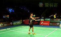 李宗伟VS卡什亚普 2011丹麦公开赛 男单1/16决赛视频
