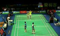 高成炫/柳延星VS博世/雷德 2011丹麦公开赛 男双1/8决赛视频