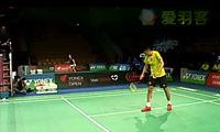 陈金VS苏吉亚托 2011丹麦公开赛 男单1/8决赛视频