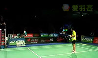 汪鑫VS顾娟 2011丹麦公开赛 女单1/8决赛视频
