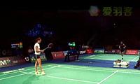 鲍恩VS格里加 2011丹麦公开赛 女单1/16决赛视频