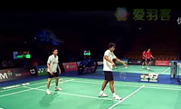 鲍伊/摩根森VS宋邦/苏吉特 2011丹麦公开赛 男双1/16决赛视频