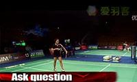 谢影雪VS广濑荣理子 2011丹麦公开赛 女单1/16决赛视频