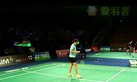 谢影雪VS泽奇里 2011丹麦公开赛 女单资格赛视频
