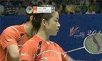 徐晨/马晋VS尼尔森/佩蒂森 2011中国大师赛 混双半决赛视频