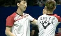 徐晨/马晋VS柳延星/张艺娜 2011中国大师赛 混双决赛视频