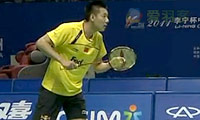 谌龙VS陈金 2011中国大师赛 男单决赛视频