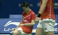 蔡赟/傅海峰VS高成炫/柳延星 2011中国大师赛 男单半决赛视频