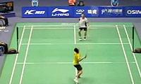 谌龙VS李炫一 2011中国大师赛 男单1/4决赛视频
