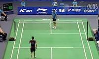 伏明天VS白骁马 2011中国大师赛 女单1/16决赛视频