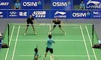 佩蒂森/尤尔VS陈仪慧/黄佩蒂 2011中国大师赛 女双1/16决赛视频