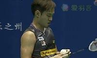 古健杰/陈文宏VS柴飚/郭振东 2011中国大师赛 男双1/16决赛视频