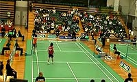 戴资颖VS蓬迪 第二局 2011澳洲公开赛 女单1/4决赛视频