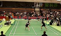 宋邦/库查拉VS桥本博且/藤井瑞希 第一段 2011澳洲公开赛 混双决赛视频