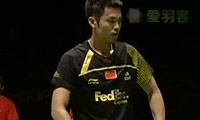 林丹VS佐佐木翔 2011世锦赛 男单1/4决赛视频
