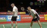 彼德森/拉斯姆森VS阿尔文/古纳万 2011世锦赛 男双1/8决赛视频