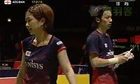 爱德考克/班克尔VS池田信太郎/潮田玲子 2011世锦赛 混双1/8决赛视频