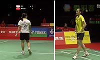 王仪涵VS顾娟 2011世锦赛 女单1/16决赛视频