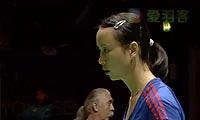 皮红艳VS沃克 2011世锦赛 女单资格赛视频
