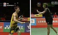 李宗伟VS坦农萨克 2011世锦赛 男单资格赛视频