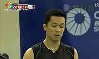 陶菲克VS田儿贤一 2011马来公开赛 男单1/4决赛视频
