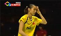 鲍恩VS王仪涵 2010全英公开赛 女单决赛视频