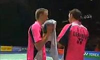 帕斯克/拉斯姆森VS鲍伊/摩根森 2010全英公开赛 男双决赛视频