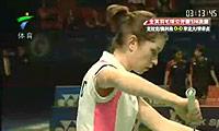 李龙大/李孝贞VS安东尼/奥利弗 2010全英公开赛 混双1/4决赛视频