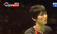 田儿贤一VS鲍春来 2010全英公开赛 男单半决赛视频
