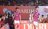 蔡赟/傅海峰VS基多/塞蒂亚万 2011印尼公开赛 男双半决赛视频