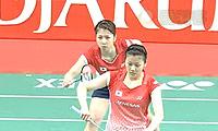 玛丽莎/美拉提VS藤井瑞希/垣岩令佳 2011印尼公开赛 女双半决赛视频