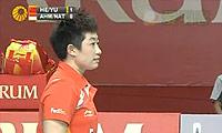 艾哈迈德/纳西尔VS何汉斌/于洋 2011印尼公开赛 混双1/4决赛视频
