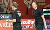 佩蒂森/尤尔VS乔哈里/波莉 2011印尼公开赛 女双1/4决赛视频