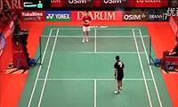 佐佐木翔VS维汀哈斯 2011印尼公开赛 男单1/16决赛视频