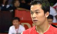 陶菲克VS鲍春来 2011印尼公开赛 男单1/8决赛视频