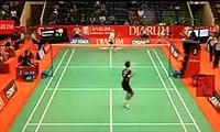 贾亚拉姆VS佩尔森 2011印尼公开赛 男单资格赛视频
