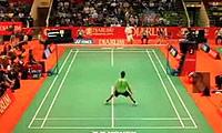佩尔森VS帕尔亚玛 2011印尼公开赛 男单资格赛视频