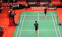薛轩亿VS哈菲兹 2011印尼公开赛 男单资格赛视频